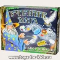 HP Toys Набор фокусов `Ученик мага`, арт. 5606