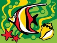 Фантазер Фреска тропическая рыбка