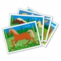 SentoSphere Песочные картинки Лошади