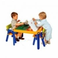 Marian Plast Игровой центр (стол со стульями и мольбертами) (60-1002)