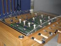 SAM Billiards Футбольный стол LINARES с защитным куполом