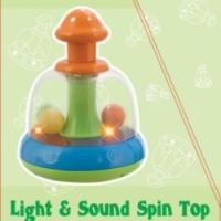Noname 0222 с шарами со светом и звуком, на батарейках, в коробке