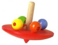HEIMESS Волчок с шариками деревянный