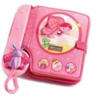"(393) Интерактивная книжка ""Tiny Princess"" Tiny Love 1600608478"