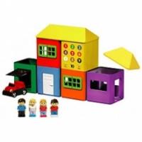 BAO Домик из 6 кубиков (8363)