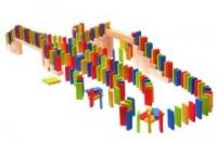 Woody Набор из окрашенных и неокрашенных кубиков - 230 шт
