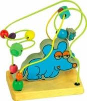Мир деревянных игрушек Лабиринт Мышка