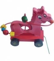 Винтик и шпунтик 2025 Лабиринт-каталка Лошадь