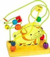 Мир деревянных игрушек Лабиринт Свинка