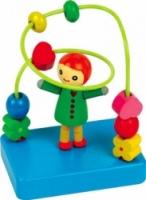 Мир деревянных игрушек Лабиринт Кукла