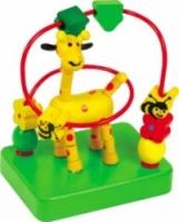 Мир деревянных игрушек  Деревянный лабиринт  Жираф - 1