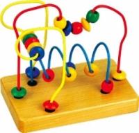 Мир деревянных игрушек Лабиринт № 1