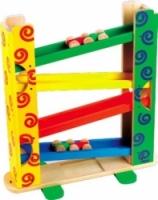 Мир деревянных игрушек Горка Машинки