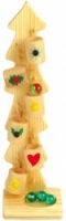 Мир деревянных игрушек Ведрышки №2
