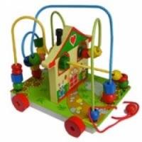 Мир деревянных игрушек Домик