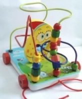 Мир деревянных игрушек Капелька
