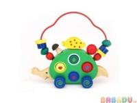 Мир деревянных игрушек Ежик с 1 года