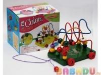 Мир деревянных игрушек Зайчик от года