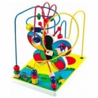 Мир деревянных игрушек Д010
