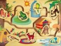 Мир деревянных игрушек Кто где живет Р 57