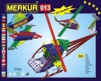 Merkur Металлический конструктор M013 - Вертолет