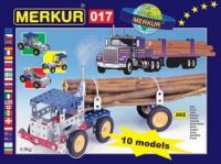 Merkur Металлический конструктор M017 - Трак