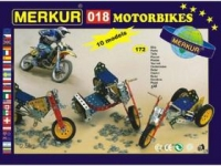 Merkur Металлический конструктор M018 - Мотоциклы