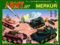 Merkur Металлический конструктор ARMY Set