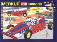 Merkur Металлический конструктор M010 - Гоночный автомобиль