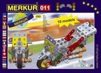Merkur Металлический конструктор M011 - Мотоцикл