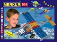 Merkur Металлический конструктор M014 - Аэроплан