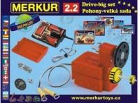 Merkur Металлический конструктор M2.2 - Приводы и передачи