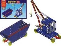 Merkur Металлический конструктор M033 - Модели поездов-3