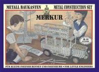 Merkur Металлический конструктор CLASSIC C01 Set