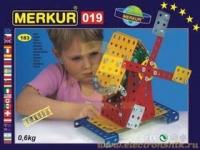 Merkur Металлический конструктор M019 - Ветряная мельница