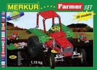 Merkur Металлический конструктор FARMER Set