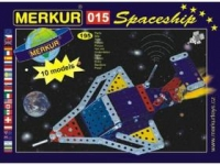 Merkur Металлический конструктор M015 - Космический корабль