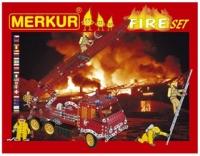 Merkur Металлический конструктор FIRE Set
