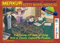Merkur Металлический конструктор KITTY HAWK Set