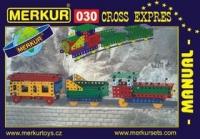 Merkur Металлический конструктор M030 - CROSS-Экспресс