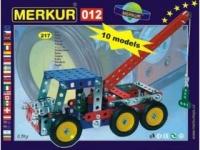 Merkur Металлический конструктор M012 - Сервисный автомобиль