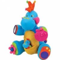 KS KIDS Развивающая игрушка Boss KA536, голуб
