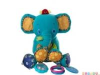 Chicco  Bright Starts Море удовольствия Слонёнок с 10 месяцев