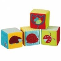 Vulli Набор мягких кубиков