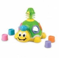 HAPPY KID Сортер «Черепаха с сюрпризом» 3895T