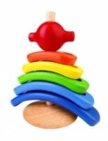 Plan Toys Веселая пирамидка  5332