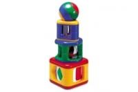 Tolo Toys Пирамидка Формочки, 89420