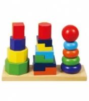 Винтик и шпунтик 5417 Пирамидка