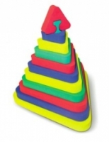 Бомик Пирамида Треугольник  318