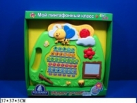 ZZ Toy`s Азбука Пчелка, магнитная доска, коробка